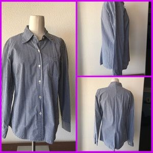 ✨GAP gingham button down 2 for 20$